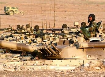 The Volatile Middle East; Oil and Turmoil