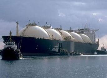 DOE Approves West Coast LNG Terminal