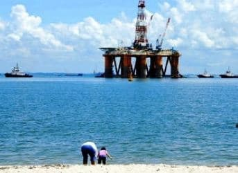 Oil in the Bahamas - Potential Replay of BP/Gulf of Mexico?
