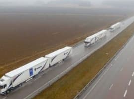 New Mandate Pushes Trucking Industry Fuel Efficiency