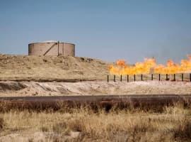 Kirkuk oil field