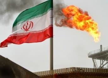 U.S. Military - Major Iran Sanctions Buster?
