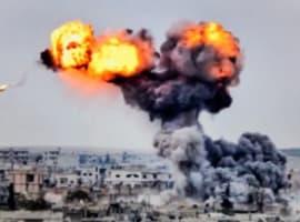 Saudi Arabia Strikes Back In Yemen