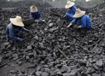China Burning and Consuming Most Of World's Coal