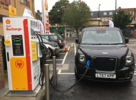 Shell Teams Up With Carmakers To Build Huge EV Charging Network