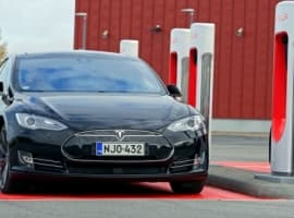 An Unlikely Challenger In The Electric Car Race