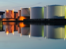 Oil Prices Shoot Up On Large Inventory Draw