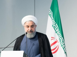 "Iranian President Threatens U.S. With ""Mother Of All Wars"""
