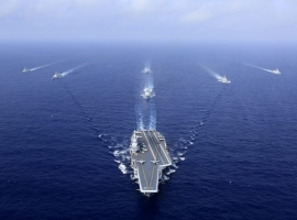 The South China Sea: A Geopolitical Powder Keg