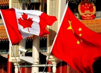 U.S. Deems Chinese Canadian Energy Purchase National Security Risk
