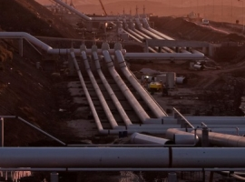 Georgia, Gazprom To Renegotiate Gas Transit Deal