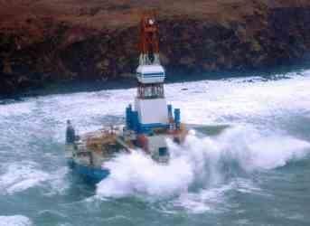 Shell's Alaska Rig Debacle - Tip of the Iceberg?