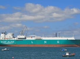 First Ever Russian LNG Cargo Arrives In The U.S.
