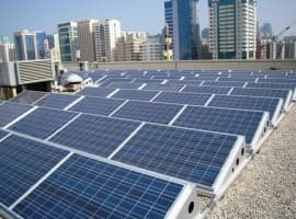 Abu Dhabi Expands Worldwide Solar Investments