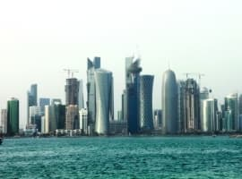The Qatar Blockade Could Cause A Regional Recession