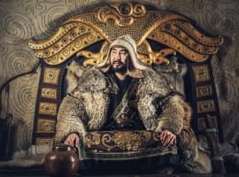Heroes, Gods And Genghis Khan: Naming An Oilfield