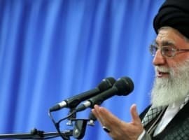 "Trump Imposes ""Hard-Hitting Sanctions"" On Iran's Supreme Leader"