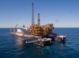 Egypt's Giant Zohr Gas Field Boosts Production Six-fold