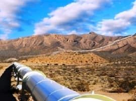 Mexico Auctions First Gas Pipeline Capacity