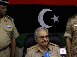 Rival Forces Clash For Control Over Libya's Largest Oil Field