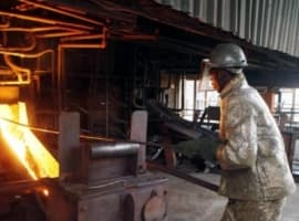South Africa's Platinum Production Halted By Unions