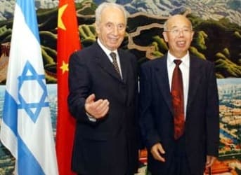 Israel and China - A Marriage Made in Heaven, Except for Energy Issues