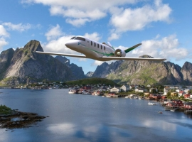 Electric Planes Could Soon Be A Reality