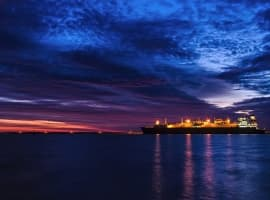 Bloomberg: LNG Markets Are In For A Wild Ride