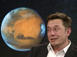 Elon Musk Plans First Commercial Flights To Mars
