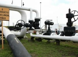 Colombia's Crude Exports Fall Amid Unrest