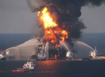 Halliburton Plead Guilty to Destruction of Evidence in 2010 Gulf Oil Spill