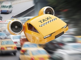 Are Flying Taxis Just 4 Years Away?