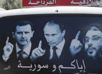 Could The Syrian Conflict Irrevocably Change Global Geopolitics?