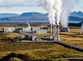 Iceland Geothermal Project Completes Deep Drilling In Volcano