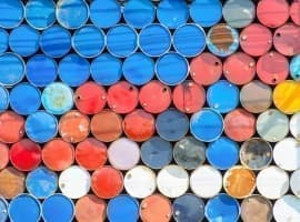 Oil Sinks As Trade War Sentiment Turns Sour