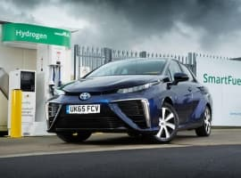 Is Hydrogen The New LNG?