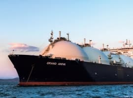 Japan Is Bargain Hunting As LNG Prices Slump