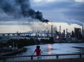 Philadelphia Refinery Explosion To Boost Gasoline Prices