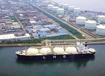 US Natural Gas Exports Picking Up Momentum