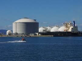 LNG Is Finally Taking Off In Egypt