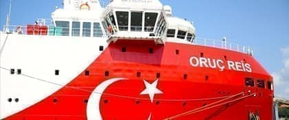"Tension Between Cyprus, Turkey Flares Up On ""Illegal"" Gas Exploration"