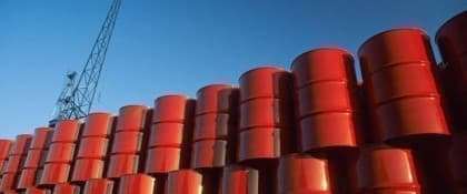 Oil Prices Head Lower Despite Small Crude Draw
