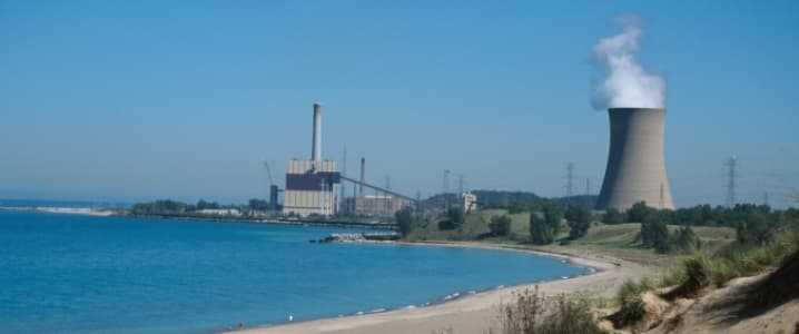 US Energy plant