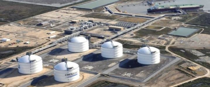 Oil Storage From The Sky