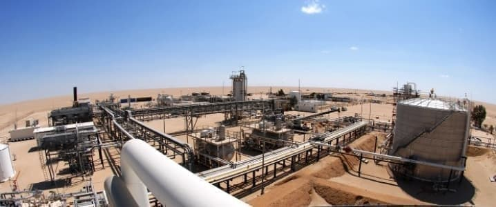 Is Libya's Oil Output Set For A Steep Drop? | OilPrice com