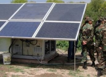 Military Renewable Investment Could See Huge Growth In Coming Years