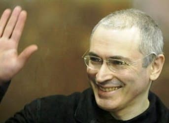 Freed from Prison Russian Energy Oligarch Khodorkovsky Flies to Germany