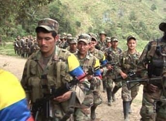 FARC Steps Up Attacks on Colombian Energy Infrastructure