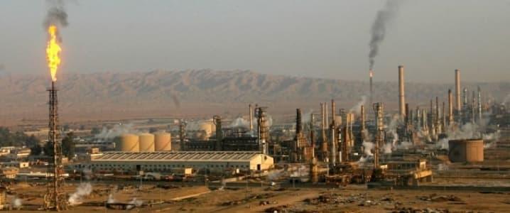 Bajii refinery