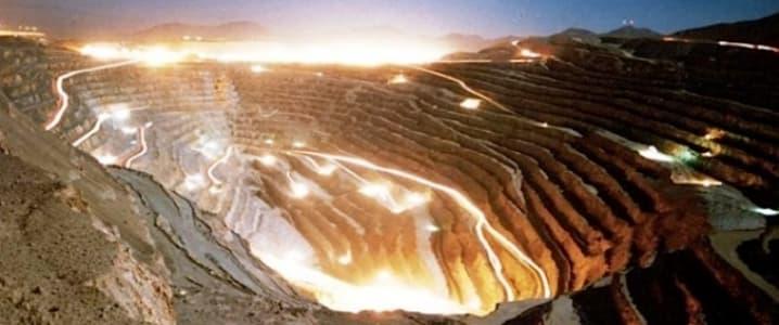 Chile Copper Mining